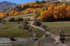 یک روز خزانی در دره علی - ولسوالی یکهاولنگ