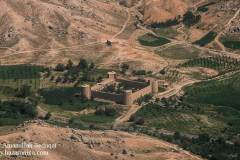 قلعه چهار اسپان ولسوالی شهرستان
