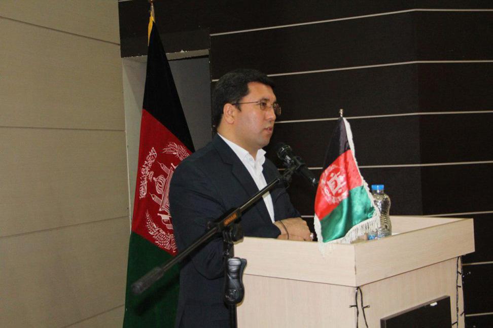 برنامه رونمایی دانشنامه هزاره در مشهد
